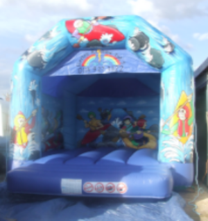 14' (Adults can use) Extreme watersports castle Hire
