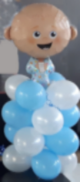 Balloon Baby Tower