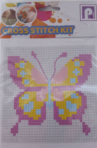 Cross stitch Butterfly