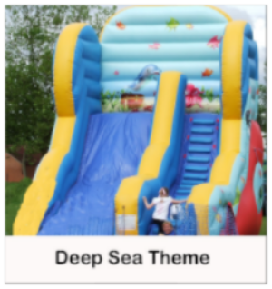 Deep Sea Drop 'n' Bump 10' platform