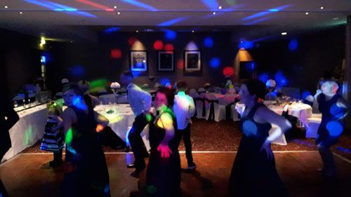 Disco or Disco with Karaoke Standard evening 8pm- 11.30pm
