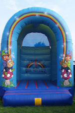 Inflatables & Games for Hire