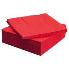 Napkins  Luncheon Grade.  Pack Size qty 50. Dress your table, mop up those spillages,