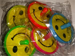 Party Bag Filler smile spinner pk5