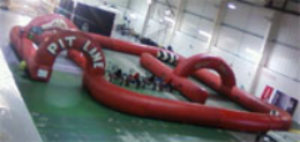 Pedal Go karts with staff 2 hour party, Outside or Indoors