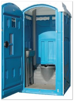 Portable toilets for Party & Event Hire (first toilet £120, multipule units £60 each thereafter)