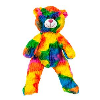 Rainbow Bear Free with for your Birthday Child with any of Our Partys