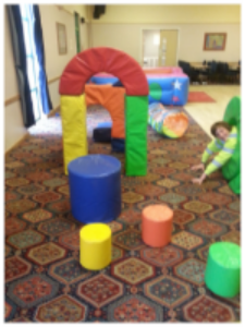 Soft play Hire Package with ball pond and diddcars