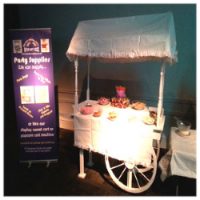 Sweet Cart Hire, Delivery inc